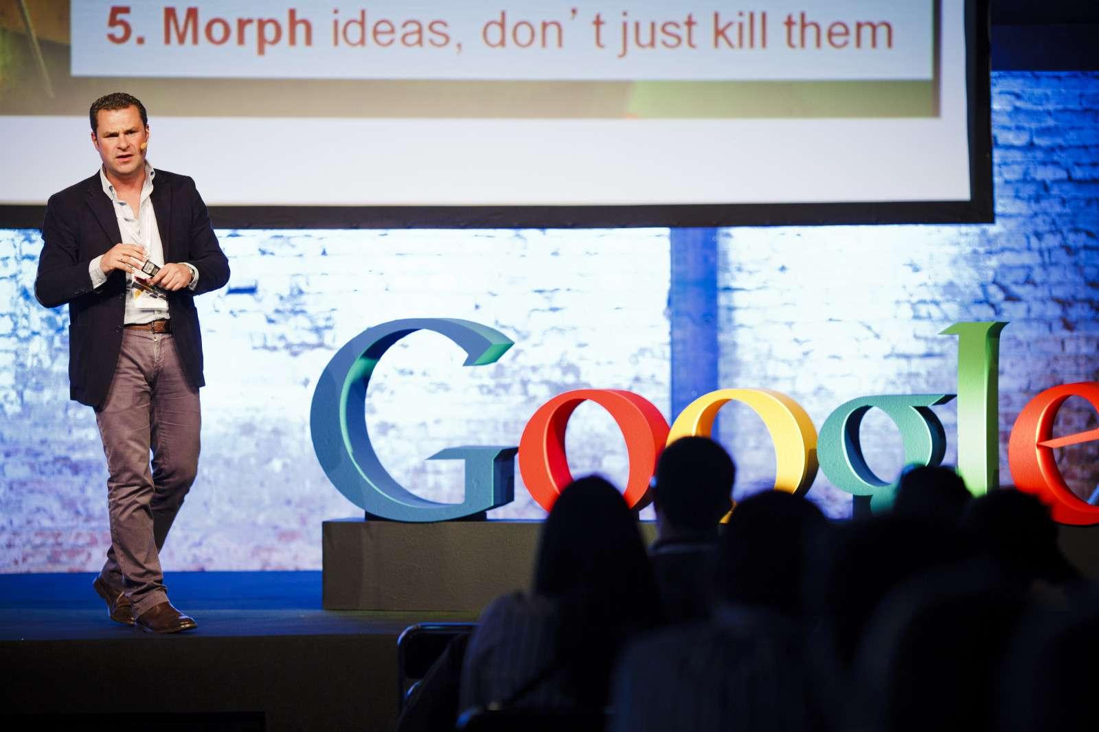 Naš prvi Google event