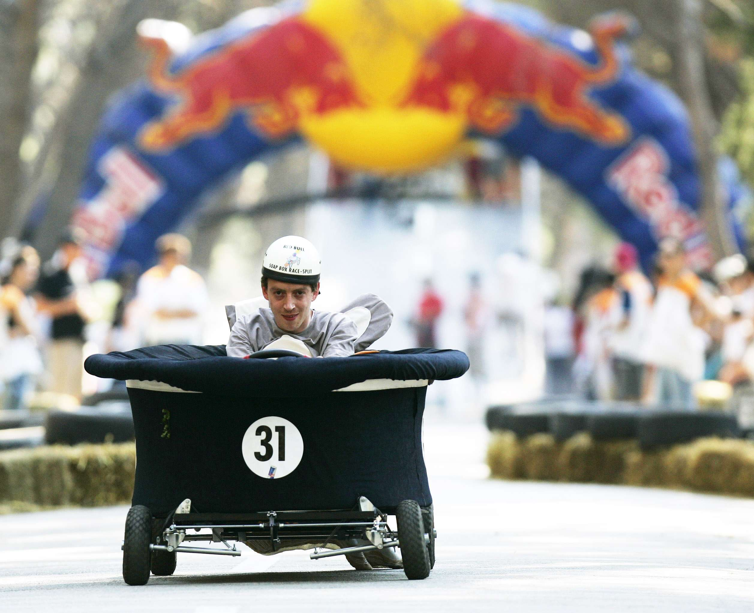 Croatian Soapbox race