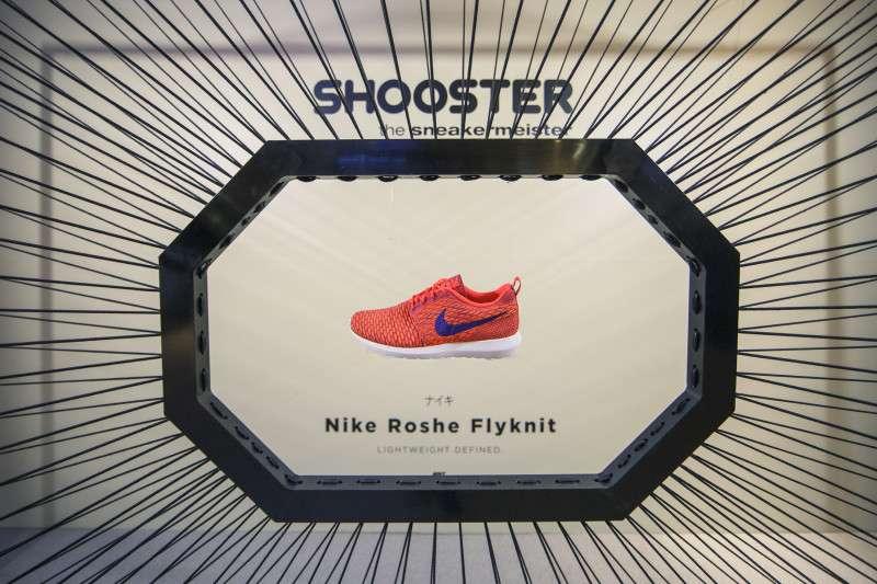 Shooster Nike Flyknit
