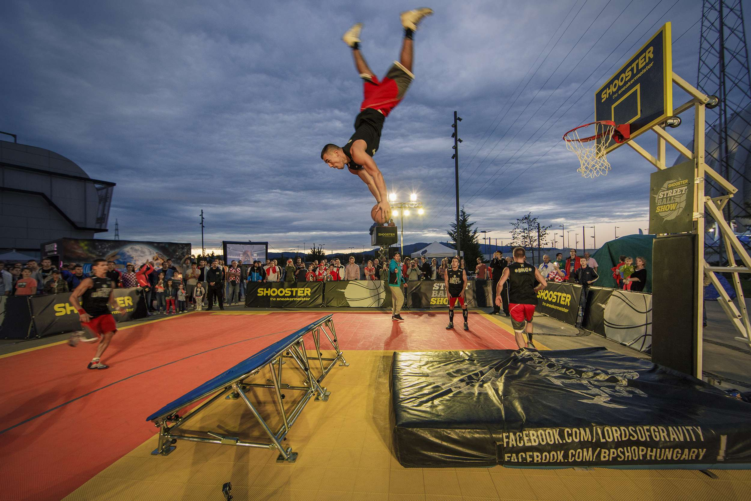 Shooster StreetBall Show